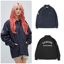 日本未入荷SAINTPAINのSP CASTLETON COACH JACKET 全2色