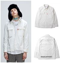 日本未入荷SAINTPAINのSP GLENDALE COTTON SHIRT