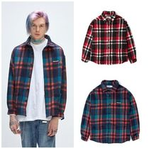 日本未入荷SAINTPAINのSP CAMPBELL CHECK SHIRT 全2色