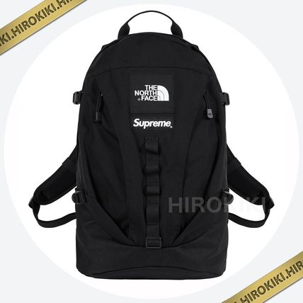 Supreme バックパック・リュック 18AW/Supreme The North Face Expedition Backpack ノース Black