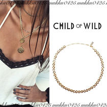 Child of Wild(チャイルド オブ ワイルド) ネックレス・ペンダント made in サンディエゴ★ Child Of Wild LUXチェーンチョーカー