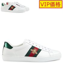 VIP価格!GUCCI Ace embroidered sneaker ♪