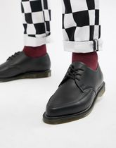 ◆Dr Martens Willis creepers in black