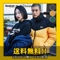 WANNA ONE着用 ★REEBOK X COVERNAT★ CV SHORT PUFFER JACKET