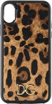 D&G♪秀逸 DOLCE GABBANA ST.DAUPHINE ST.LEO PHONE COVER