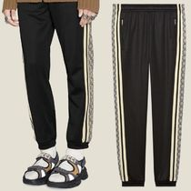 GUCCI technical jersey oversize joggers