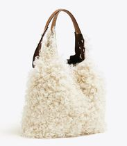 Tory Burch RORY SHEARLING TOTE