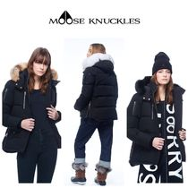【MOOSE KNUCKLES】☆3Q JACKET(BLACK)