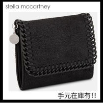 ★STELLA MCCARTNEY★Falabella small フラップ 財布【送関込】