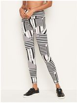 ★Pinstripe Mix★Knockout by Victoria Sport Tight
