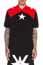 GIVENCHY ★ STAR PATCH PK T-SHIRT スターパッチ PK Tシャツ