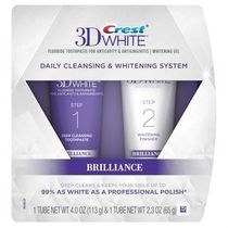 Crest ホワイトニング Daily Cleansing & Whitening System 即発
