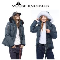 【MOOSE KNUCKLES】☆3Q JACKET(GRANITE)