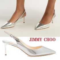VIP SALE【Jimmy Choo】Erin 60 patent-leather pumps/国内発送