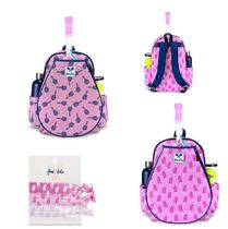 【Ame&Lulu】LITTLE LOVE TENNIS BACKPACK/ミニミー☆送料関税込