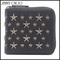 Jimmy Choo★'lawrence bls' wallet★カードホルダー