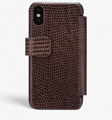 THE CASE FACTORY スマホケース・テックアクセサリー 関送込☆THE CASEFACTORY☆IPHONE XS MAX CARD CASE VARAN (2)