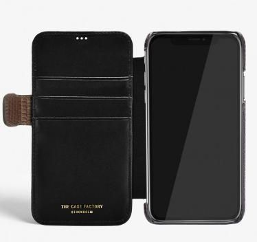 THE CASE FACTORY スマホケース・テックアクセサリー 関送込☆THE CASEFACTORY☆IPHONE XS MAX CARD CASE VARAN (4)