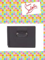 Christian Louboutin/Clipsos leather wallet