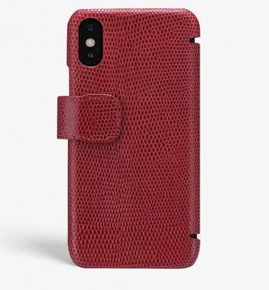 THE CASE FACTORY スマホケース・テックアクセサリー 関送込☆THE CASEFACTORY☆IPHONE XS MAX CARD CASE LIZARD (2)