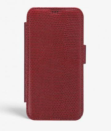 THE CASE FACTORY スマホケース・テックアクセサリー 関送込☆THE CASEFACTORY☆IPHONE XS MAX CARD CASE LIZARD (3)