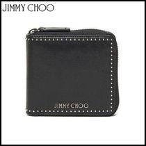 Jimmy Choo★'lawrence tia' wallet★カードホルダー