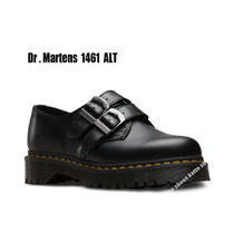 Dr Martens★1461 ALT BLACK SMOOTH★バックル