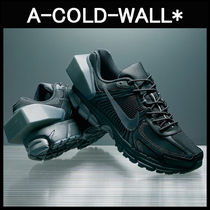 A-COLD-WALL(アコールドウォール) スニーカー NIKE×A-COLD-WALLコラボ ZOOM VOMERO 5ブラックスニーカー