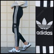 国内発送・正規品★adidas Originals★TREFOIL LEGGINGS★BLACK