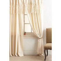 Knotted Macrame Curtain マクラメカーテン 2枚セット