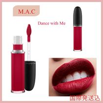 MAC Cosmetics / Retro Matte Liquid Lipcolour / Dance with Me