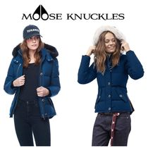 【MOOSE KNUCKLES】☆3Q JACKET(JASPER BLUE)