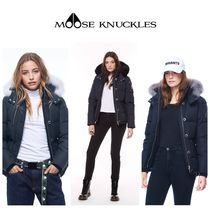 【MOOSE KNUCKLES】☆3Q JACKET(NAVY)