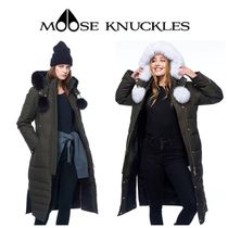 【MOOSE KNUCKLES】☆SASKATCHEWAN PARKA(ARMY)