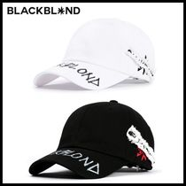 BLACKBLOND(ブラックブロンド) キャップ ☆BLACKBLOND☆ 帽子 BBD Side Patch Graffiti Logo Cap  2色