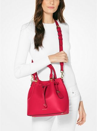 Michael Kors(マイケルコース) Blakely Leather Bucket Bag