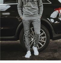 BALR ボーラー 大人気 パンツ Q-SERIES CLASSIC SWEATPANTS GRAY