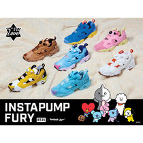 114.REEBOK × BT21 INSTAPUMP FURY 7COLOR