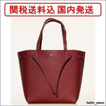 【関税送料込】CELINE Light burgundy small Cabas Phantom
