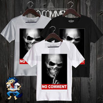 JAPAN LIMITEDモデル!!★NO COMMENT PARIS★ skull shu...