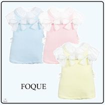 FOQUE☆BABY GIRL 2ピーススーツセット 3color 0-12M
