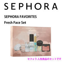 ★SEPHORA FAVORITES★肌を潤すコスメセット Fresh Face Set