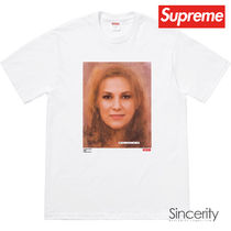 SUPREME 18 & Stormy Tee / WHITE / LARGE