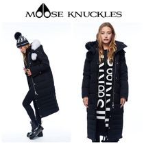 【MOOSE KNUCKLES】☆SASKATCHEWAN PARKA(BLACK)
