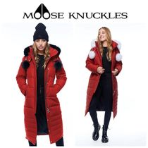 【MOOSE KNUCKLES】☆SASKATCHEWAN PARKA(REDWOOD)