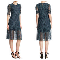 追跡有 See by Chloe SALE! Floral Mesh Lace Dress