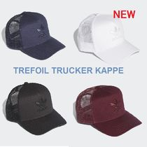 ☆新作☆adidas originals TREFOIL TRUCKER キャップ♪全4色♪