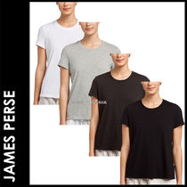 JAMES PERSE(ジェームスパース) Tシャツ・カットソー ★追跡&関税込【JAMES PERSE】リラックスFIT/LITTLE BOY TEE