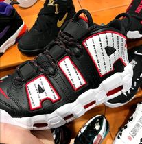 "[NIKE] AIR MORE UPTEMPO '96 メンズ ""Pinstripe"""