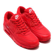 国内配送 NIKE AIR MAX 90 ESSENTIAL UNIVERSITY RED / WHITE